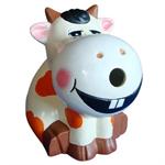 ที่ใส่ทิชชู่รูปวัว 3592_4  Tissue Box (Cow)