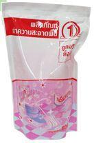 นัมเบอร์วันผลิตภัณฑ์ล้างพื้นสีชมพู