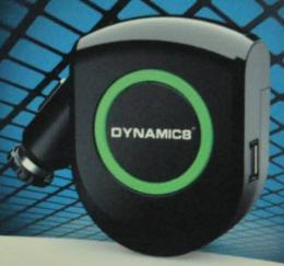 แท่นชาร์จในรถ Infone Car Charge 2 port USB