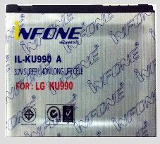 แบทเตอร์รี่ Infone Battery for LG