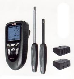 Hygrometers HD200/HD200HT Humidity Temperature