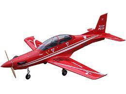 เครื่องบินรบ PC21 (E) - (Red)