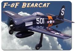 เครื่องบินรบ Bearcat F-8F