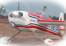 เครื่องบินผาดแผลง Extra 260 (160)