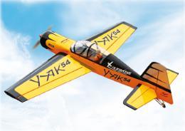 เครื่องบินผาดแผลง Yak 54 (91-120) Y