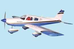 เครื่องบินสปอร์ต Piper Cherokee