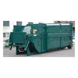 ตู้อัดขยะ Mobile Compactor SKPC สำหรับขยะเปียก