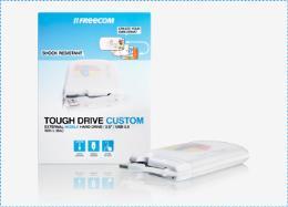 """ฮาร์ดไดรฟ์  Tough Drive 2.5"""" Custom"""