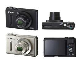 กล้องถ่ายรูป  PowerShot S100