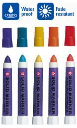 ปากกา solid marker sakura XSC-#