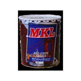 สี MKL  สีรองพื้นกันสนิมกึ่งเงา