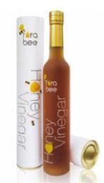 เครื่องดื่มน้ำส้มสายชูหมักจากน้ำผึ้งเข้มข้น