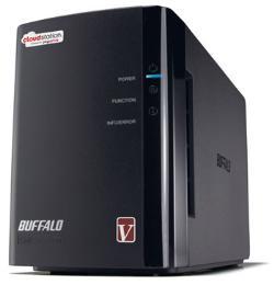 เครื่องจัดเก็บข้อมูล Buffalo CloudStation Pro Duo