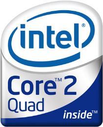 ซีพียู CPU Intel Core 2 Quad Q8400 2.66 GHz