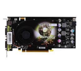การ์ดจอ VGA XFX NVIDIA GeForce 9600 GSO
