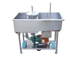 เครื่องล้างถังภายใน (สาร+น้ำัฉีด)