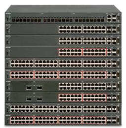 ระบบข้อมูลมัลติมีเดียภายในองค์กร Avaya 4500 Series
