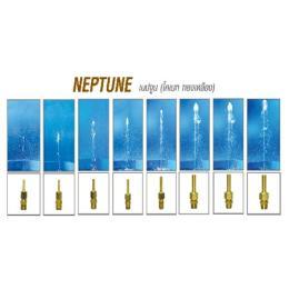 หัวน้ำพุ Neptune เนปจูน (โคเมท ทองเหลือง)
