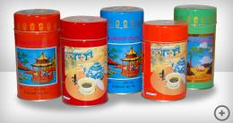 กระป๋องใบชา TEA LEAF CAN