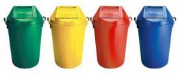 ถังขยะพลาสติก B10-100K