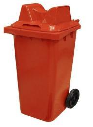 ถังขยะพลาสติก B20-120S2