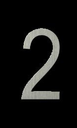 ตัวเลขสแตนเลส 2