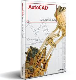 ซีดีสอนใช้โปรแกรมคอมพิวเตอร์ AutoCAD Mechanic (CD)