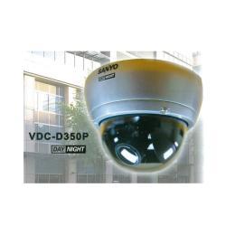 กล้องวงจรปิดแบบโดม VDC-D350P