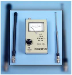 เครื่องวัดความแรงของคลื่นวิทยุ Coaxial Dynamic7601