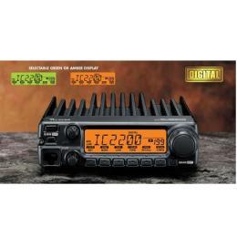 วิทยุติดรถยนต์ รุ่น IC-2200E