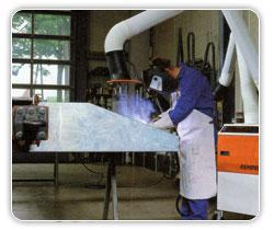 เครื่องดูดควัน Mechanical welding smoke filters,mobile