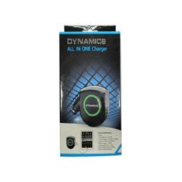 อุปกรณ์ชาร์จแบตเตอรี่ Dynamic8