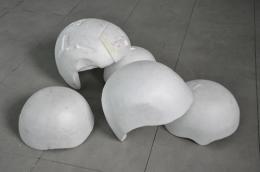 โปลิโฟมหมวกกันน็อค (Foam Helmet)