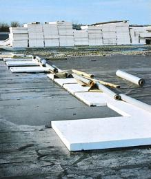 โปลิโฟมใช้ในงานก่อสร้าง
