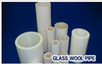 ฉนวนท่อใยแก้ว (Glass Wool Pipe)