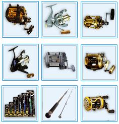 อุปกรณ์ตกปลา