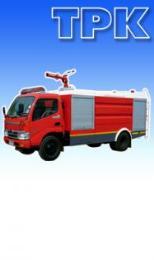 รถยนต์ดับเพลิงอาคาร (ขนาดเล็ก) 0012