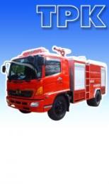รถยนต์ดับเพลิงอาคาร (ขนาดมาตรฐาน)0013