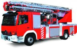 รถยนต์ดับเพลิงชนิดบันไดเลื่อนอัตโนมัติ 0020