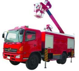 รถยนต์ดับเพลิงอาคาร FFTS