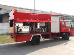 รถผลิตและบริการน้ำดื่ม 0031
