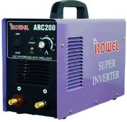 ตู้เชื่อมไฟฟ้า ARC 200, MMA 200