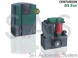 มอเตอร์ประตูรีโมท  CENTURION SLC-500 D5-EVO
