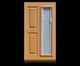 หน้าต่างบานเกล็ด WIG 02 (L)