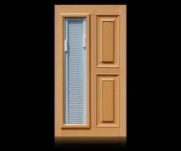 หน้าต่างบานเกล็ด WIG 02 (R)