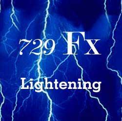 ยางปิงปอง 729 Fx Lightening