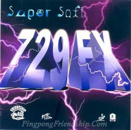 ยางปิงปอง 729 FX Super Soft