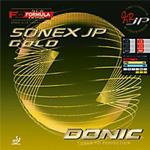 ยางปิงปองDONIC SONEX JP GOLD