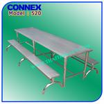 ชุดโต๊ะ - เก้าอี้ Model 520