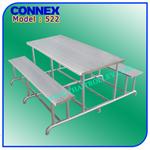 ชุดโต๊ะ - เก้าอี้ Model 522